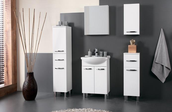 Łazienka w stylu - ASTOR
